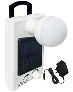 DP 12 LED Bulb With Charge Rechargeable Solar Lights
