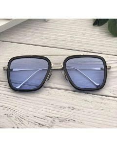 CostaRica Blue Next Gen Rectangular Tony Stark Sunglasses