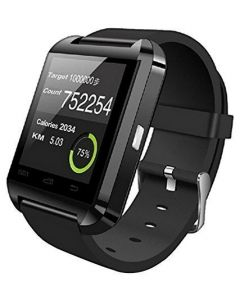 Smart Watch U8 Bluetooth Wrist Watch Phone For Men's