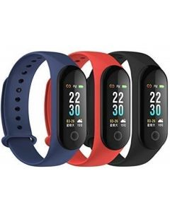 Bilix M Band 3 Fitness Band , Step Counter and Notification comatible with Mi and all Smart Phones With 3 Months Warranty