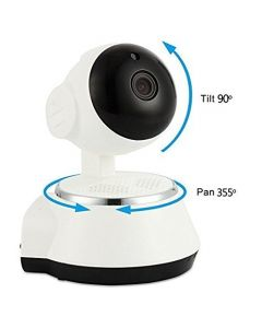 720 P HD Wireless CCTV Camera WIFI IP Camera For Home Security Surveillance System