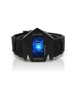 Sylys Digital Black Dial Men's Watch- Jm1023