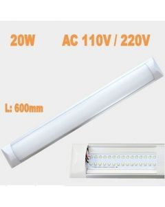 Virat 20W Rechargeable Emergency LED Light  Tube Rock Light With 3 Months Warranty