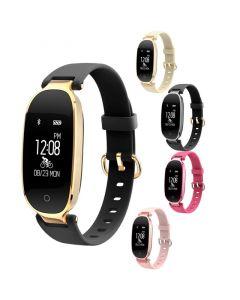 S3 Women Smart Bracelet Heart Rate Monitor IP67 Waterproof Smart Watch