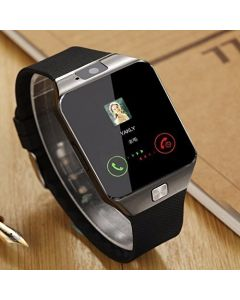 DZ09 Smartwatch Bluetooth Wrist Watch Phone With Camera and Sim Card Support For Men's
