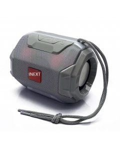 Inext S/N 684 High Bass Portable Bluetooth Speaker Hi-Fi Mp3 Music Player, FM, Calling Control, SD Card & USB Slot