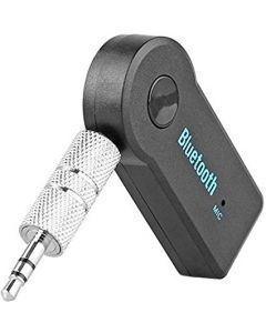 Blix  BT-Receiver For Car, Home Theater Wireless Bluetooth Receiver Adapter 3.5mm Aux  With 6  Months