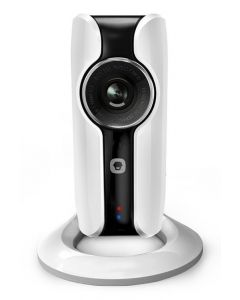 SP019 Wireless 720p HD IP WiFi CCTV Night Vision Motion Detection Camera