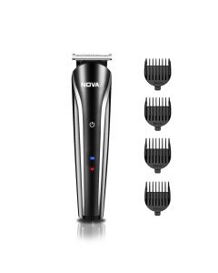 Nova NHT 1073/05 USB Rechargeable and Cordless: 60 Minutes Runtime Professional Hair Clipper for Men