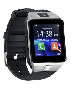 DZ09 Smart Watch Full Touch Screen Bluetooth With Camera, Sim Card Support