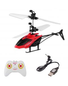 Nord Plastic Rc Remote Control Helicopter, Dron Toy for Boys, kids Multicolour