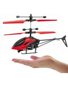 Nord RC Infrared Sensor Helicopter (Without Remote control) USB Charging Toys for Kids