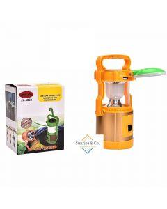Virat Solar Led Light Lantern + 15 LED Table Lamp Head + High light Toruch + USB Mobile Charger, 3 Power Source Solar, Battery, Lithium Battery, Travel Camping Lantern,Blue