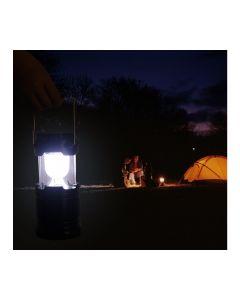 Led Solar Emergency Light Lantern With 3 Months Warranty
