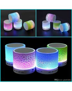 S10 Bluetooth Speakers With Calling Functions & FM Radio
