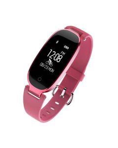 S3 Bracelet Model Heart Rate Monitor IP67 Waterproof Sports Women Smart Watch