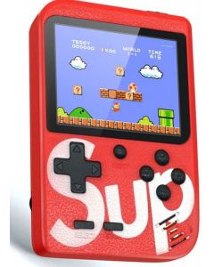 Nord SUP Handheld Game Console, Classic Retro Video Gaming Player Colorful LCD Screen Game Console with 400 in 1 Games Best Toy for Kids