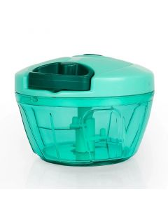 BeFast New Handy Mini Polypropylene Vegetable & Fruit Chopper with 3 Blades
