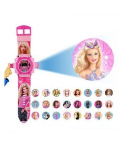 Max fashions 24 Image Projector New Barbie Automatic Projector watch For Girls, Kids