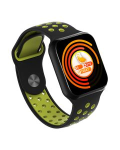 F8 Unisex Smart Watch,BT Smartwatch Touch Screen Wrist Watch Heart Rate Monitor