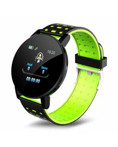 Smart Watch 119 with Fitness Tracker Heart Rate Dot touch Screen Smartwatch DZ09