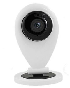 Virat Wireless Wifi IP CCTV Night Vision Motion Detection Camera DVR with Memory Card Slot Recording 6 Months Warranty