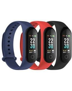 M3 Smart Band Fitness Band Watch