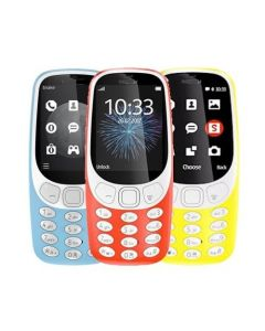 PAC Dual SIM Mobile Phone with 800mAH Battery and 1.8-inch screen