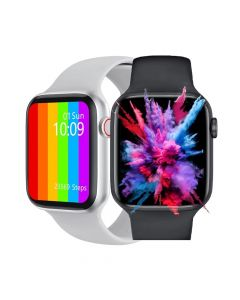 Tiger W26 + Plus Series 6 Bluetooth Smart watch With Crown Working Iwatch