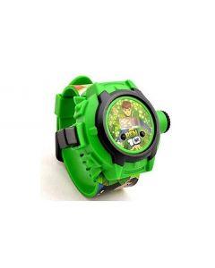 Ben 10 24 Image Projector Watch Digital Watch - For Boys, Kids