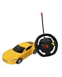Nord Super Cross Rc Remote Control Car Toys Yellow