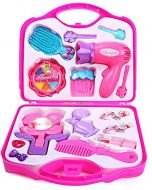 Super Toy Beauty Set with Hair Dryer and Accessories for Kids