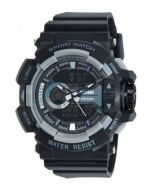 Skmei 1117 Black Analog-Digital Black Grey Dial Men's watch