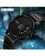 SKMEI 1260 Luxury Male Metal Strap Quartz Watch For Men